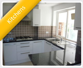 kitchens in Oxted