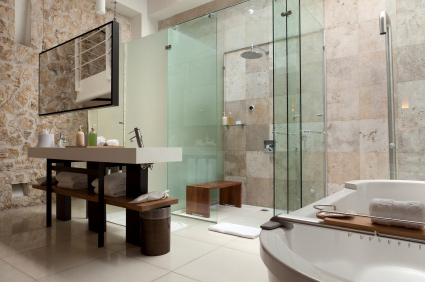 Innovative En Suite Bathroom Creative